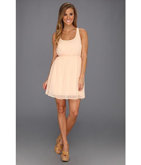 Rochii Volcom - Sweet Dot Dress - Pale Peach