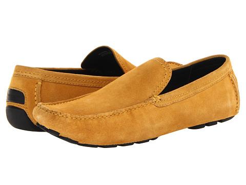 Pantofi Bugatchi - Picasso - Mustard