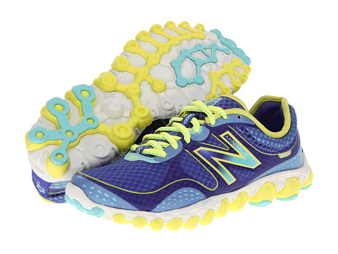 Adidasi New Balance - W3090v2 - Blue/Yellow