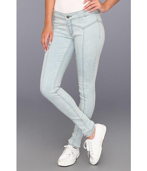 Pantaloni DC - Twigs Jean in Blue Surf - Blue Surf