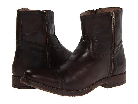 Ghete Steve Madden - Forza - Brown Leather