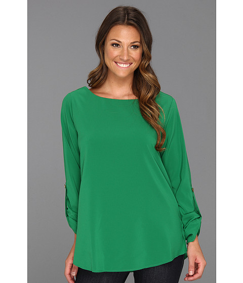 Bluze Christin Michaels - Silbah Top - Green