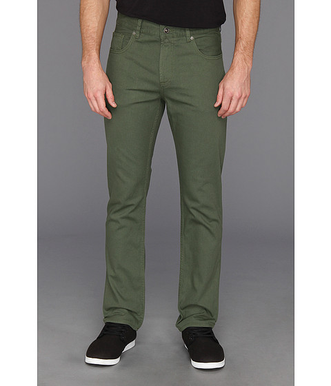 Pantaloni DC - DCî Straight Fit Canvas Pant - Military