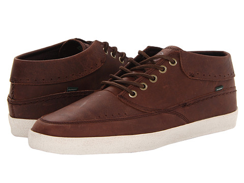 Adidasi Element - Cheyenne - Brown Pull-Up Leather