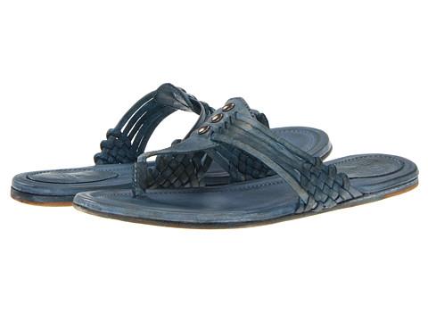Sandale Frye - Jacey Thong - Blue Veg Tan
