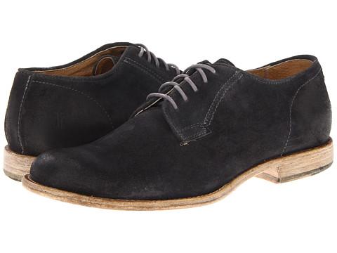 Pantofi Frye - Phillip Oxford - Slate Suede
