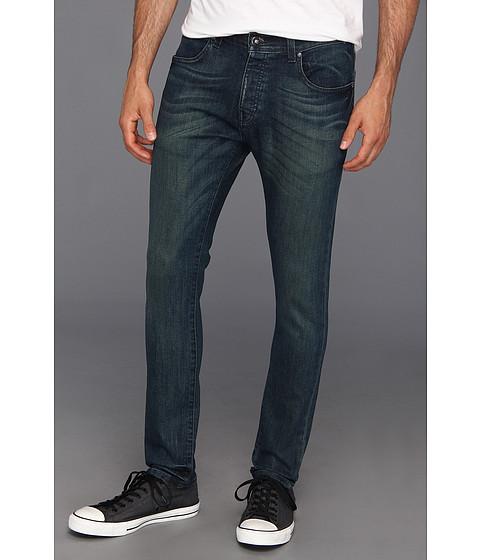 Blugi KR3W - K Slim Taper Jean in Worn Blue - Worn Blue