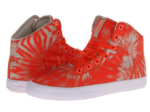 Adidasi Supra - Cuttler - Neon Orange/Cement/White