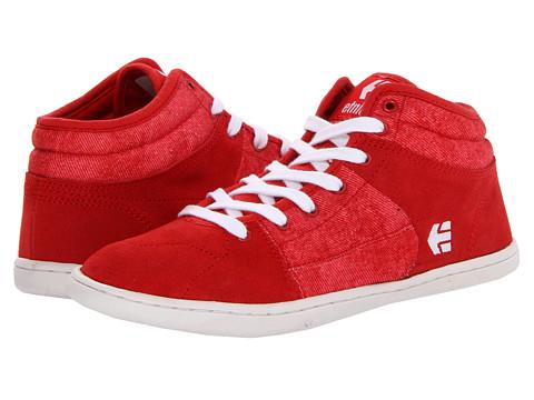 Adidasi etnies - Senix D Mid - Red/White