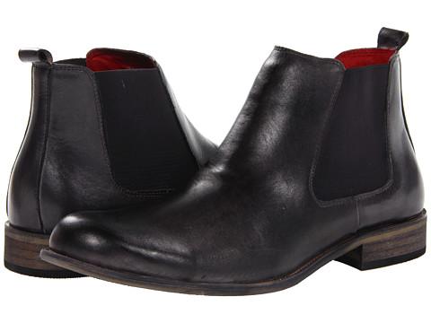 Ghete Steve Madden - Bedfordd - Grey Leather