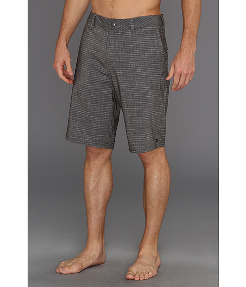 "Pantaloni Quiksilver - Platypus 21\"" Hybrid Short - Gunsmoke"