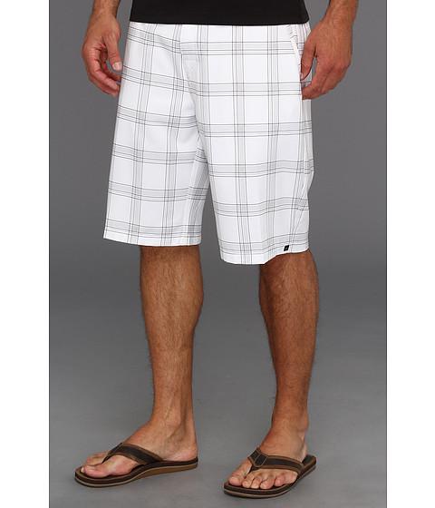"Pantaloni Quiksilver - Platypus 21\"" Hybrid Short - Haze"