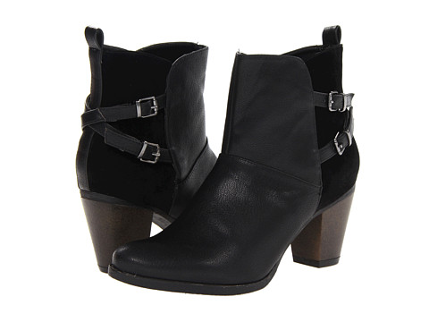 Botine C Label - Sandra-6 - Black