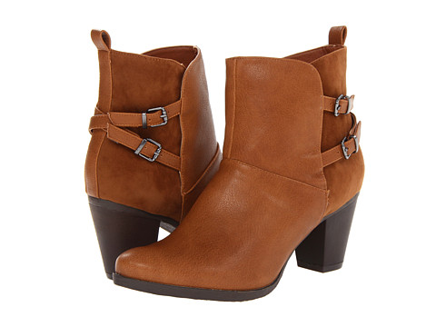 Botine C Label - Sandra-6 - Tan