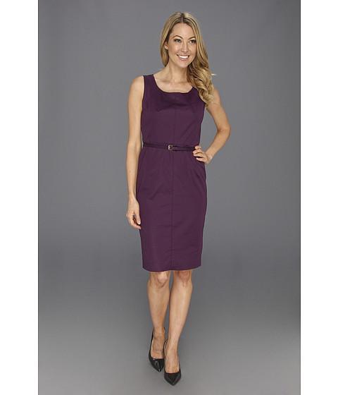 Rochii Jones New York - S/S Belted Dress - Concord