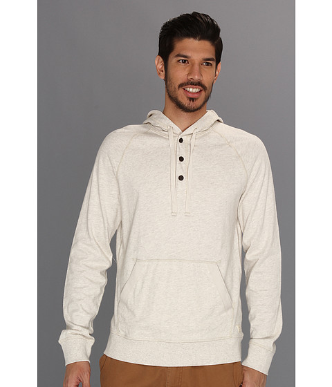 Bluze Lucky Brand - Shasta Hoodie - Oatmeal