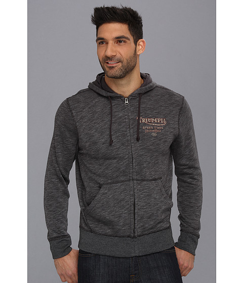 Bluze Lucky Brand - Triumph Hoodie - Moonless Night