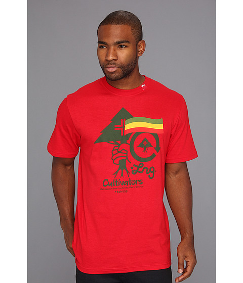 Tricouri L-R-G - Cultivators Tee - Red