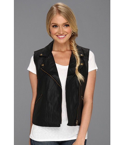 Jachete Sanctuary - Rebel Vest - Black