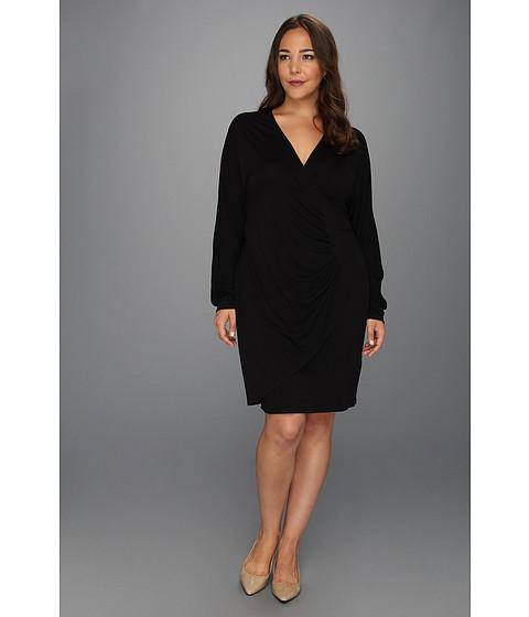 Rochii Christin Michaels - Plus Size Walta Dress - Black