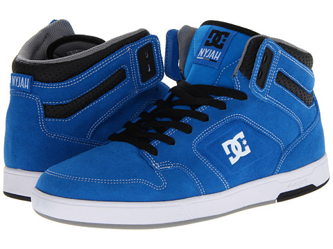 Adidasi DC - Nyjah HI - Bright Blue