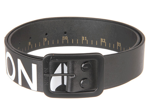 Curele Nixon - De Facto Belt II - Black