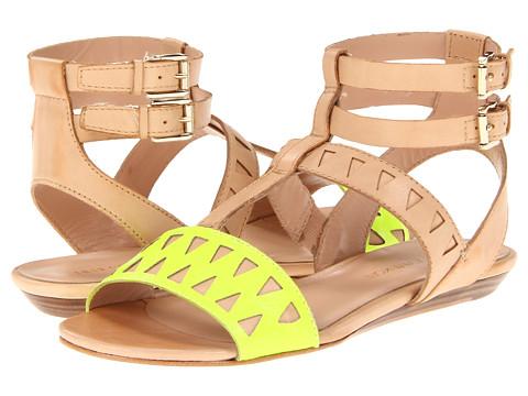 Sandale Rebecca Minkoff - Barb - Neon Yellow