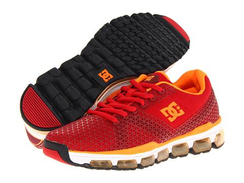 Adidasi DC - PSI+Flex - Rio Red