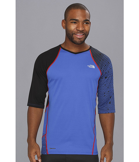 Tricouri The North Face - LWH Crew Jersey - Nautical Blue