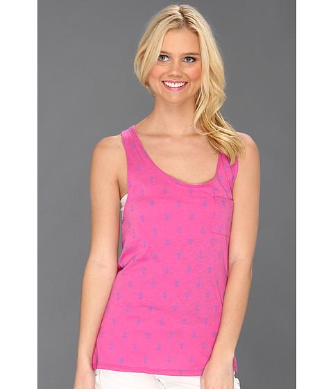 Tricouri Volcom - Anchorstone Knot Back Tank Top - Blush Pink