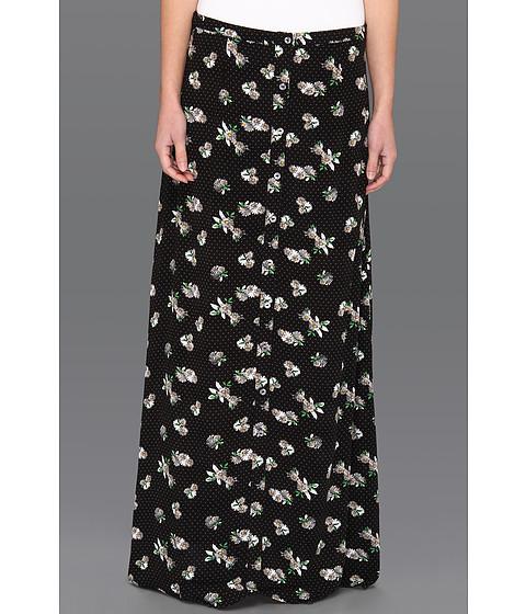 Fuste Volcom - Peach Pit Maxi Skirt - Black