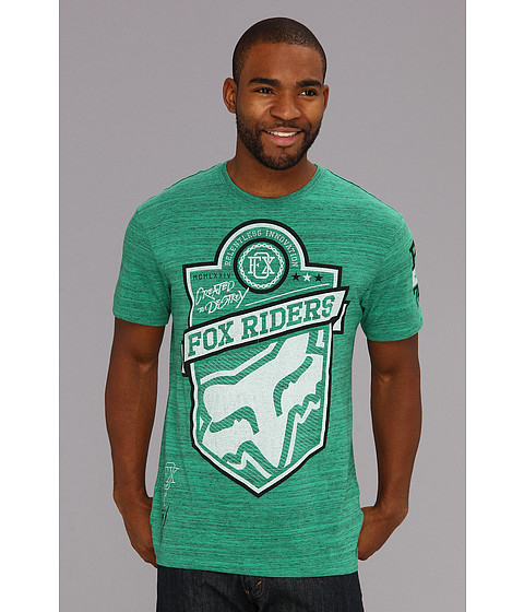 Tricouri Fox - Willow Crest S/S Premium Tee - Emerald