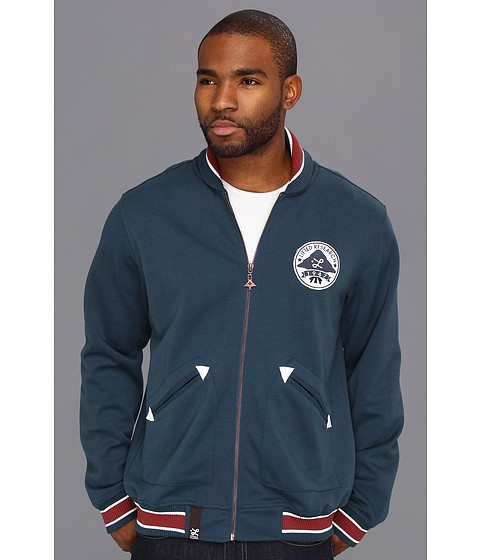 Jachete L-R-G - Sapwood Track Jacket - Nautical Blue