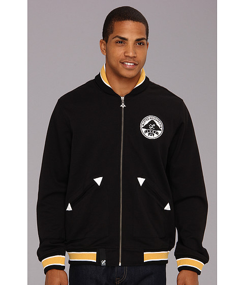 Jachete L-R-G - Sapwood Track Jacket - Black