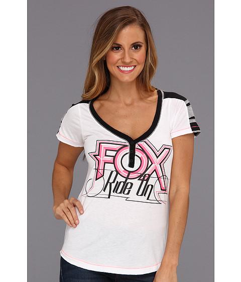 Tricouri Fox - Winner Tee - White