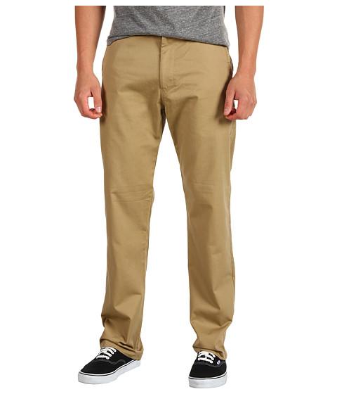 Pantaloni Fox - Essex Pant - Dark Khaki