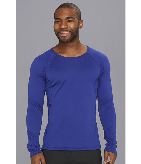 Tricouri The North Face - Warm Crew Neck - Bolt Blue