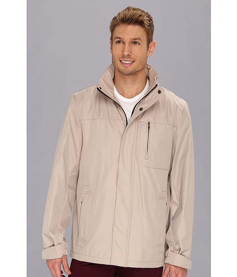 Jachete Calvin Klein - 3 Seasons Poly Jacket - Stone