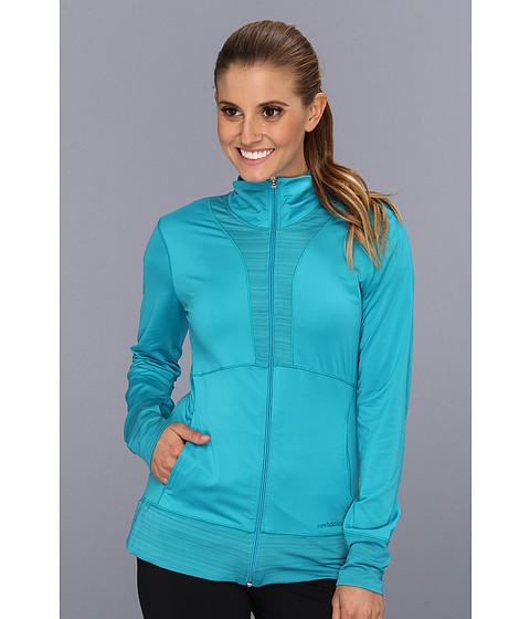 Jachete New Balance - Fashion Poly/Span Jacket - Capri Breeze