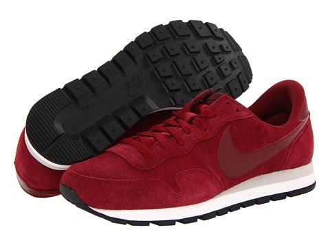Adidasi Nike - Air Pegasus \83 Suede - Team Red/Mortar/Black/Team Red