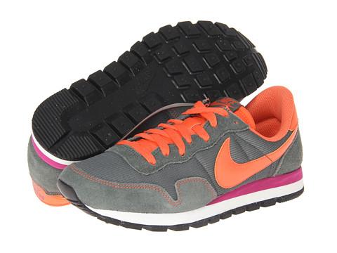 Adidasi Nike - Air Pegasus \83 - Dark Mica Green/Bright Magenta/Black/Turf Orange