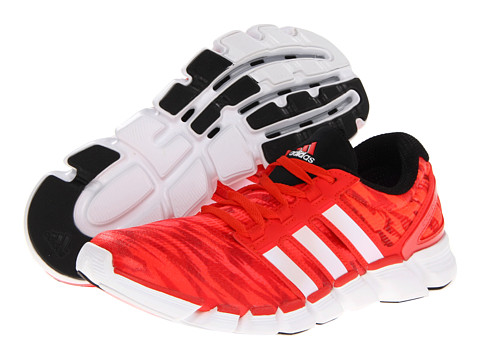 Adidasi Adidas Running - adipureî CrazyQuick - Hi-Res Red/Running White/Infrared