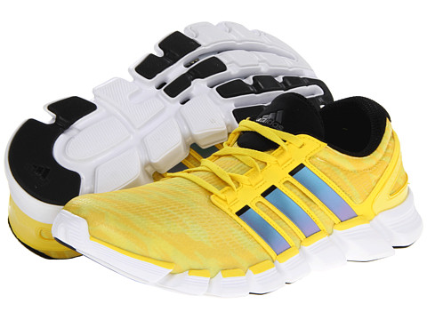 Adidasi Adidas Running - adipureî CrazyQuick - Vivid Yellow/Night Metallic/Black