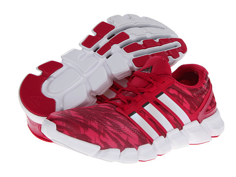 Adidasi Adidas Running - adipureî CrazyQuick W - Blast Pink/Metallic Silver