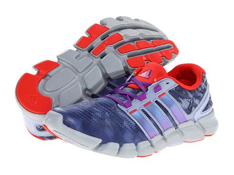 Adidasi Adidas Running - adipureî CrazyQuick W - Shade Grey/Ray Purple