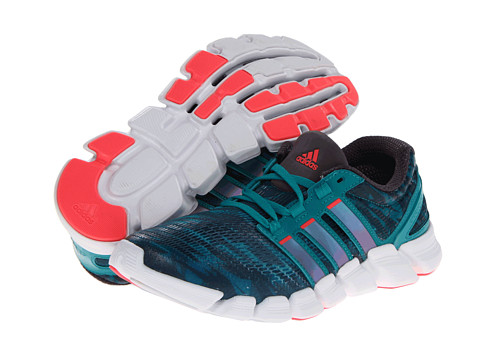 Adidasi Adidas Running - adipureî CrazyQuick W - Sharp Grey/Blast Emerald
