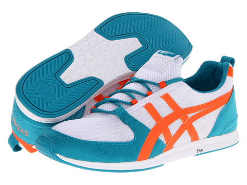 Adidasi ASICS - Ult-Racerâ⢠- White/Electric Orange