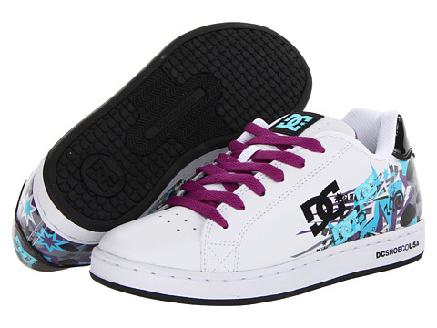 Adidasi DC - Pixie Rock - Grey/Purple