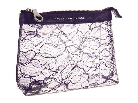 Genti de voiaj Marc by Marc Jacobs - Lace Landscape Cosmetic - Cosmic Purple