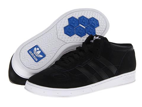 Adidasi adidas - Ciero Mid - Black/Black/Running White